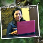Happy Holidays from Mommy Levy!
