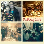 My Birthday 2015
