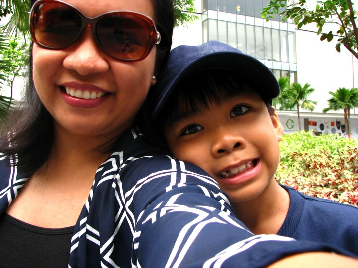 Mother and Son's #OOTD for 3-21-2015