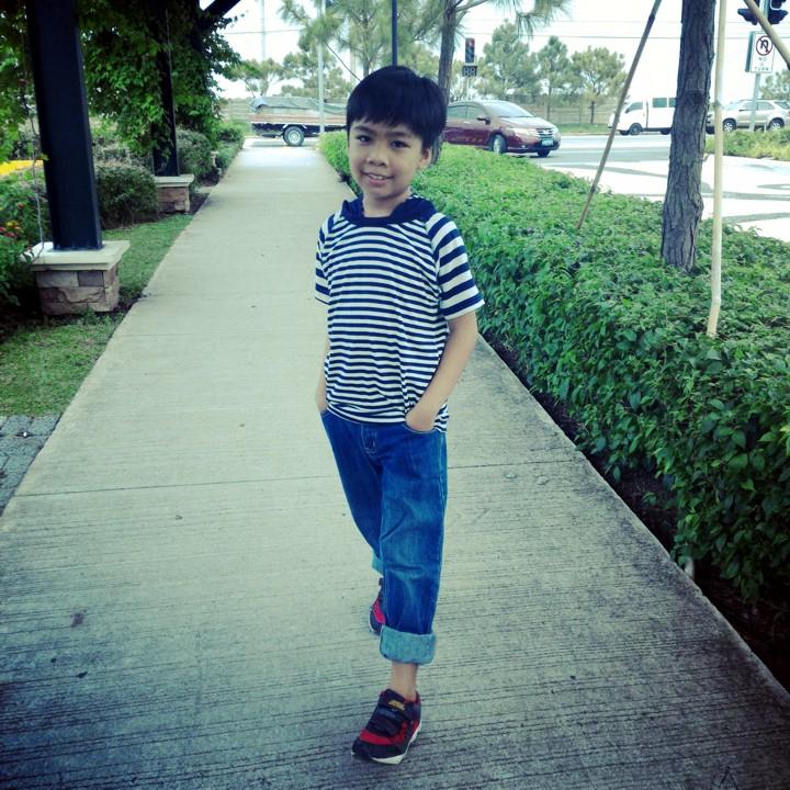 SM Kids Fashion: Back to School OOTD