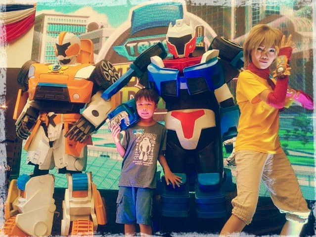 5 Things Ren Did at Tobot Save the City Event that Surprised Me