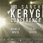 Join Bo Sanchez's Kerygma Conference 2015