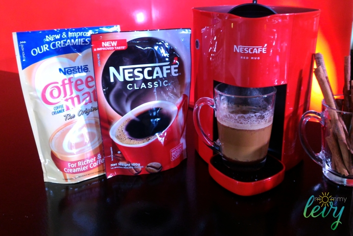 Get a Nescafe Red Mug Machine For a Café Style Coffee Right at Your Own Home