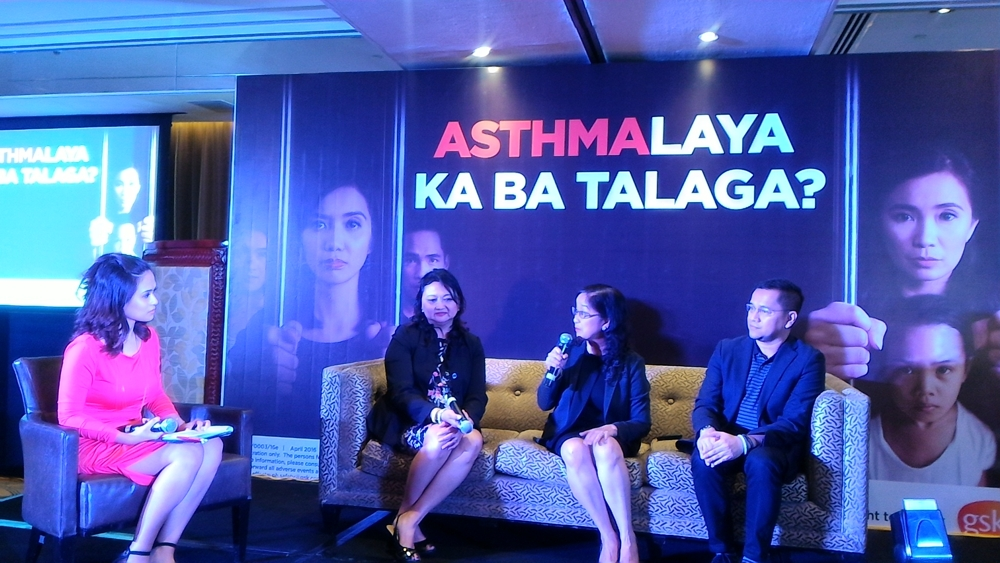ASTHMAlaya Ka Ba Campaign Launched