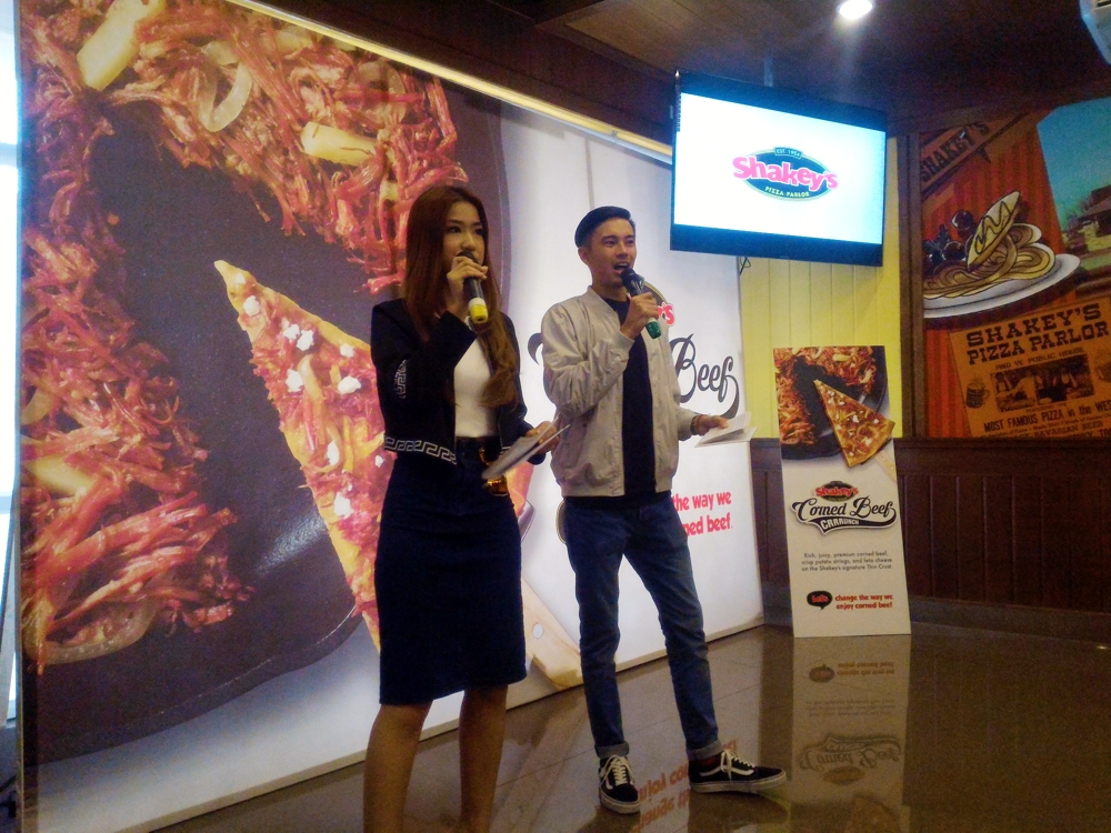 The event was hosted by: Janeena Chan and Chino Lui Pio
