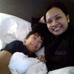 Our brief staycation at Nobu Hotel Manila