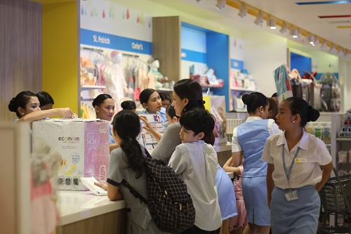 Baby Company Megamall NOW OPEN!