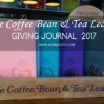 The Coffee Bean and Tea Leaf (CBTL) Planner 2017 Overview