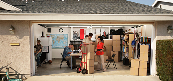 Starting a Business Out of Your Garage