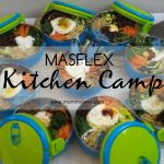 I joined the Masflex Kitchen Camp 2016