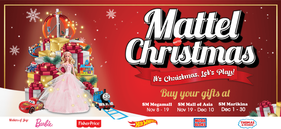 Mattel Christmas: It's Christmas, Let's Play!