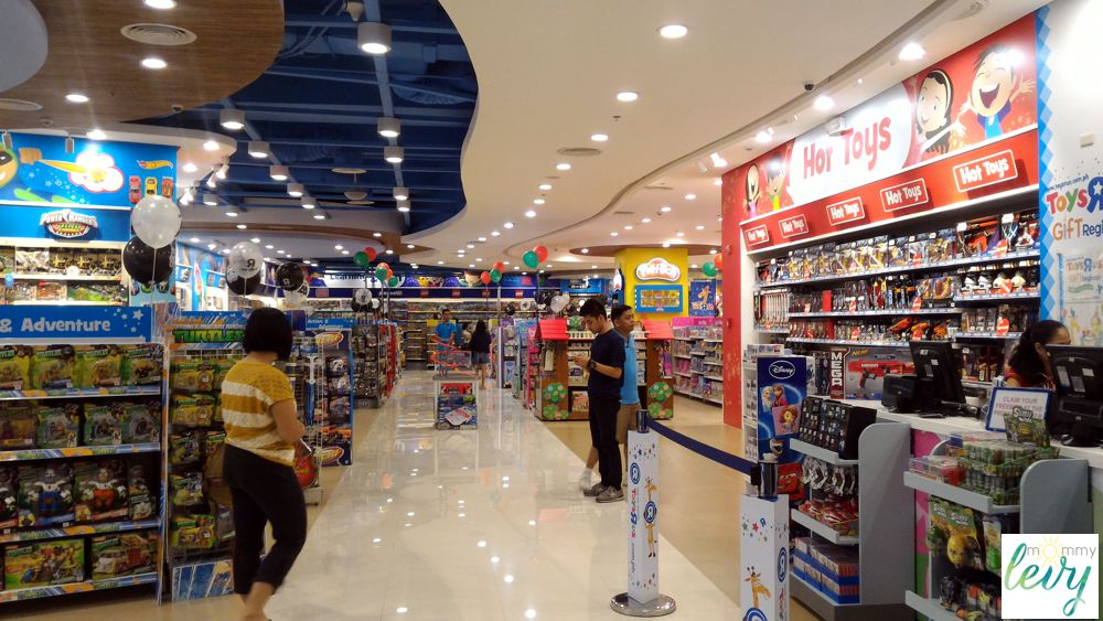 Toys R Us Mall : A visit to toys r us store in uptown mall bonifacio