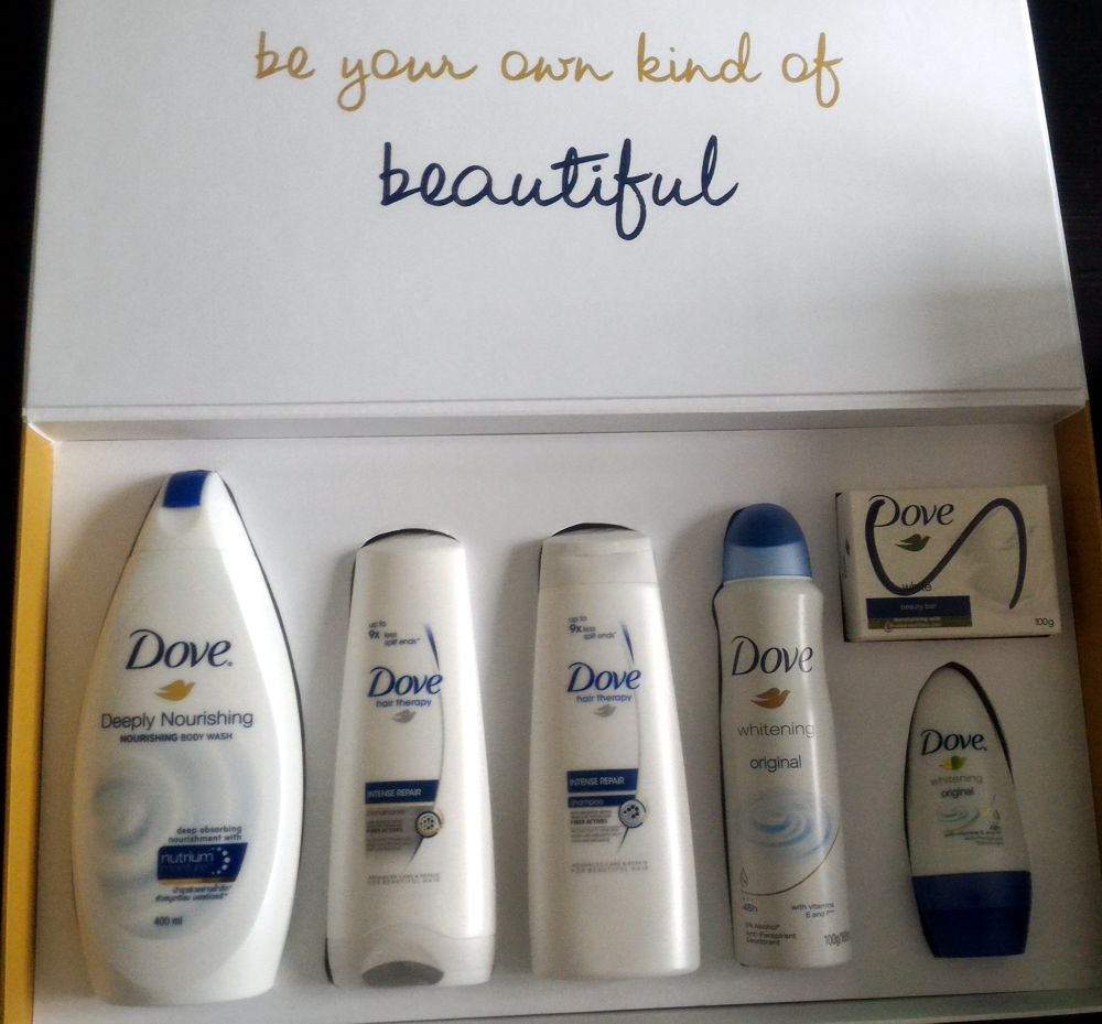 DOVE: Real Beauty is not only one type. It is universal!