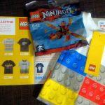 Uniqlo Lego UT plus Lego toy Promo
