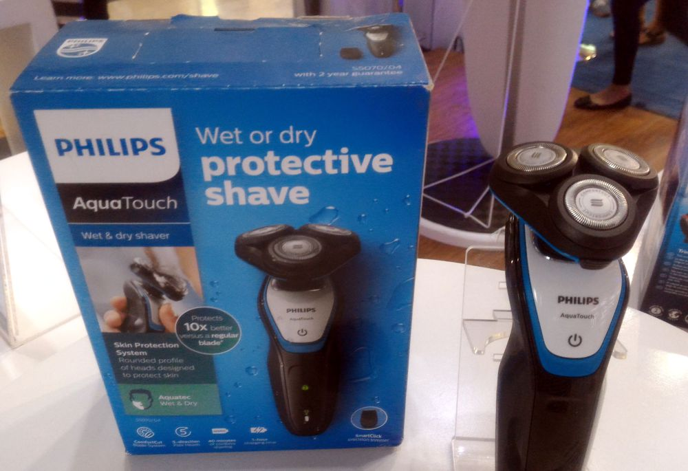 Philips Introduced their Cutting-Edge Shavers