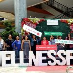 Robinsons Supermarket Wellness Festival at Summit Ridge Tagaytay