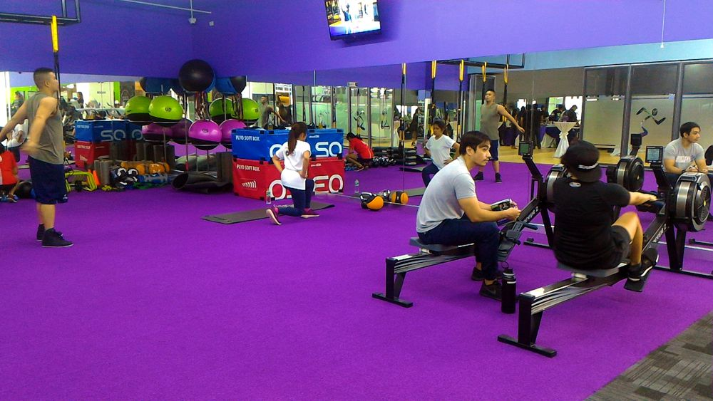 Anytime Fitness Now Open In Glorietta 5