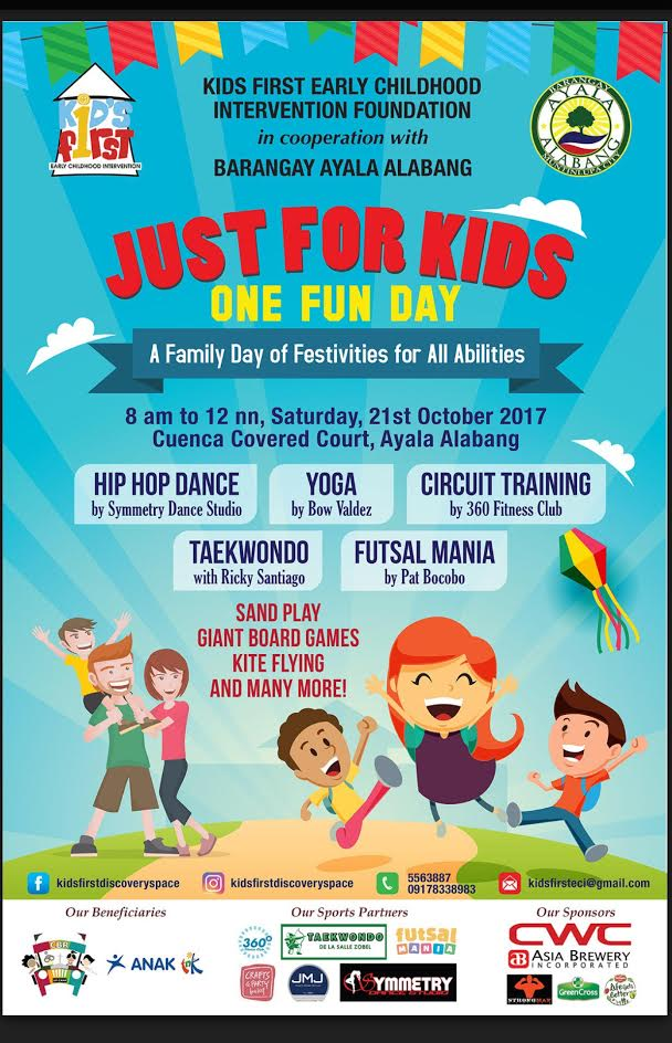One Fun Day: A Family Day of Festivities for All Abilities by Kid's First Discovery Space