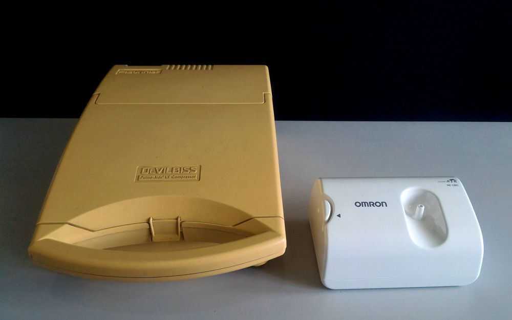 Omron CompAir Nebulizer NE-C801 Review