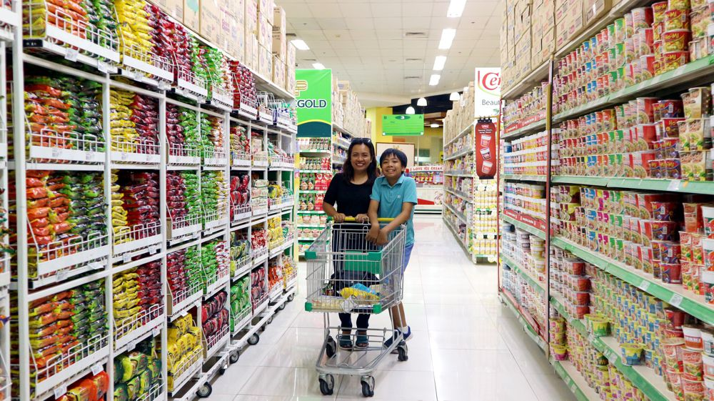 Win P5,000 Grocery Items With Puregold Sige Ikembot Mo, Mommy Contest