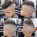 Cute Haircuts for Little Boys