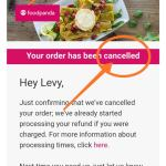 Chowking/Foodpanda Cancelled Orders after 1-2 hours of waiting