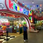 Play date at KinderCity Vista Mall Daang Hari