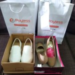 My shoe haul from Payless Shoesource