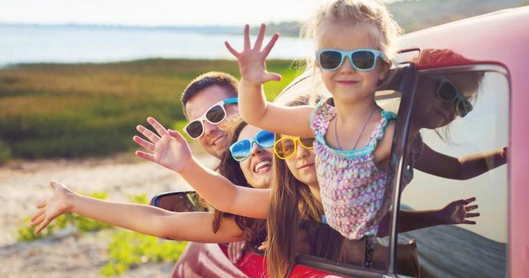 Tips voor onderweg met kinderen in de auto