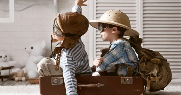 3 Praktische tips voor een wereldreis met kleine kinderen