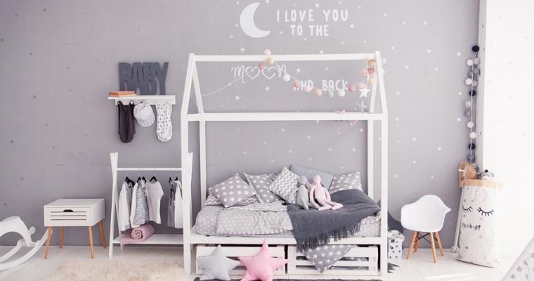 5x een opgeruimde babykamer