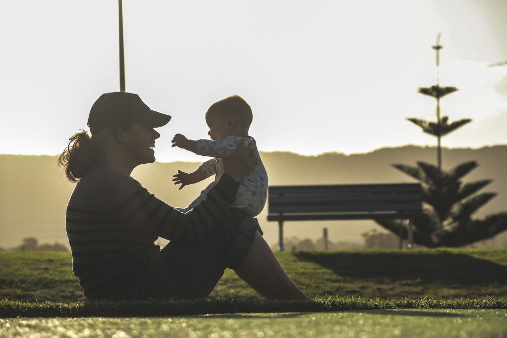 moms living debt free