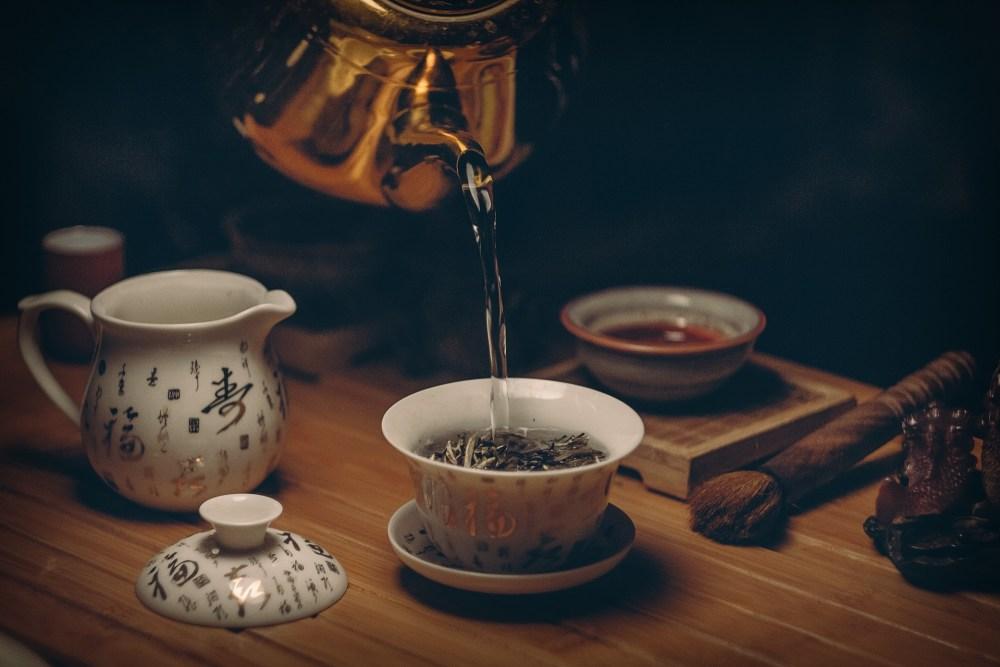 China Panda Poo Tea