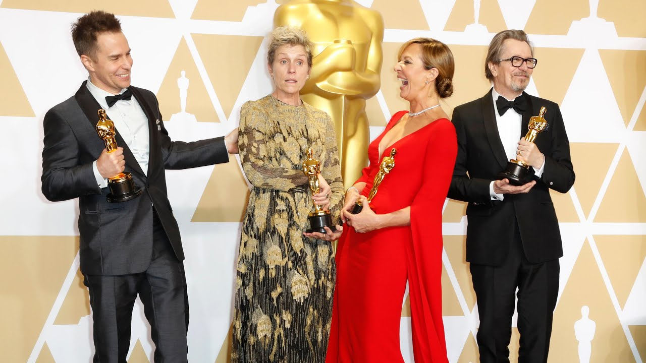 Seven Unexpected Oscar Moments