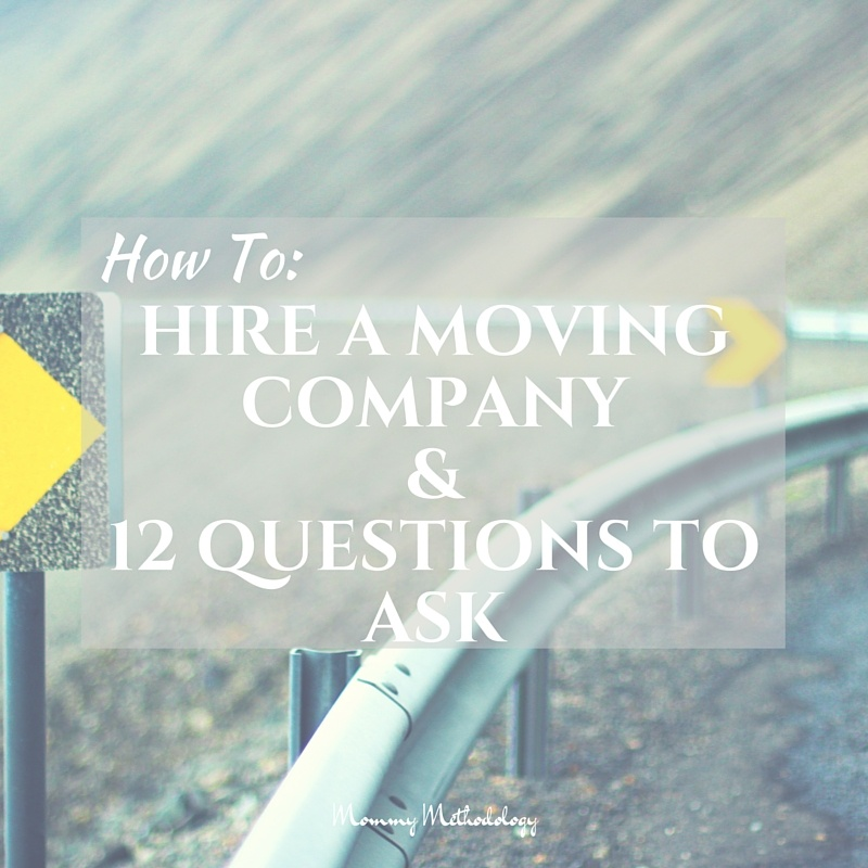 did you know theres a fool proof method to hiring a moving company - How To Hire A Moving Company