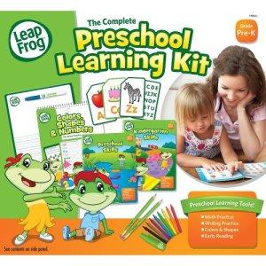 LeapFrog pre-k learning kit