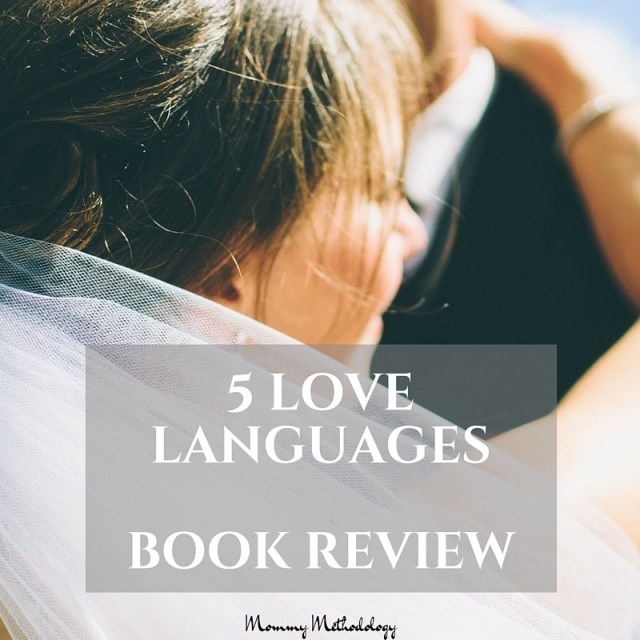 Relationship Book Review: The Five Love Languages