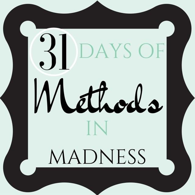 #write 31 days
