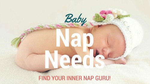 Baby Nap Needs