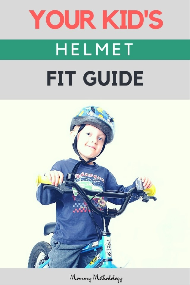 It's imperative that a helmet fits your child correctly and that your child knows how to put it on. The helmet should meet this 3-point fit criteria | Your Kid's Helmet Fit Guide