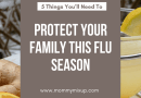 5 Tips to Protect Your Family This Flu Season