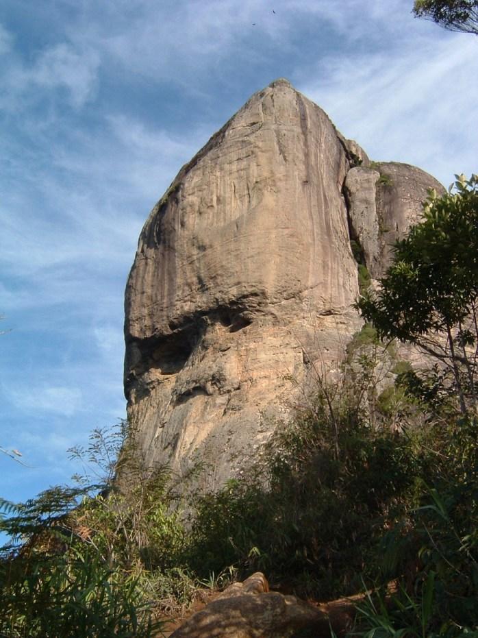 Destination: Pedra da Gavea: Rio de Janerio