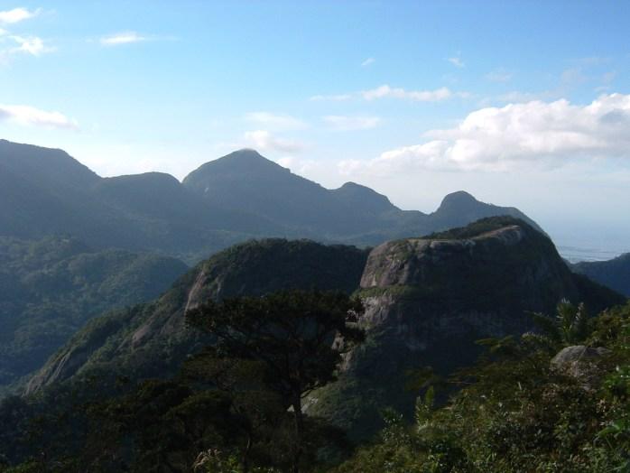 The view from PEDRA DA GÁVEA