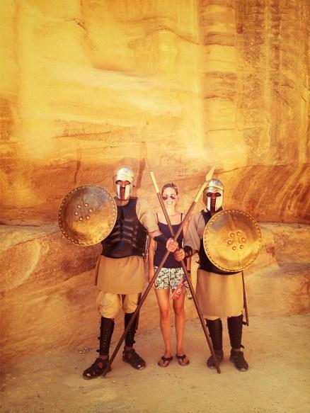 Me at Petra