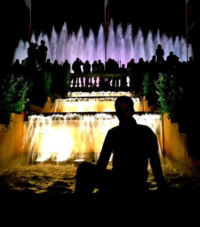 Destination: Plaça d'Espanya Magic Fountain, Barcelona