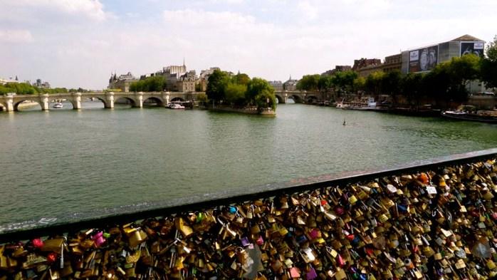 Love Locks: Paris