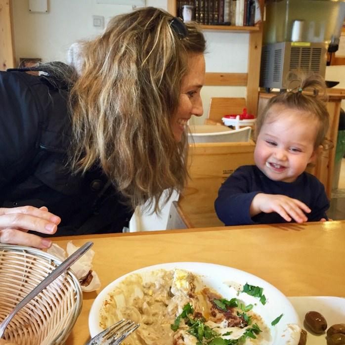 Why I love Israel, humus
