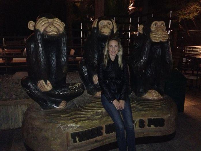 3 Monkeys in Eilat
