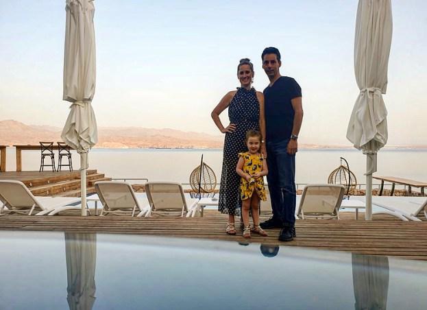 Family Photo, Eilat