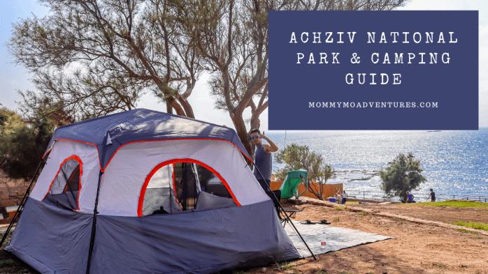Achziv National Park & FREE Camping Guide